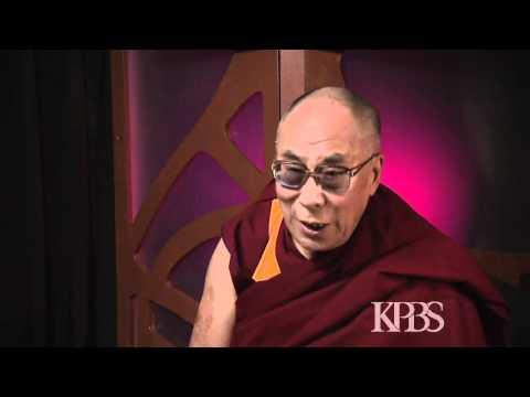 The Dalai Lama Talks to KPBS