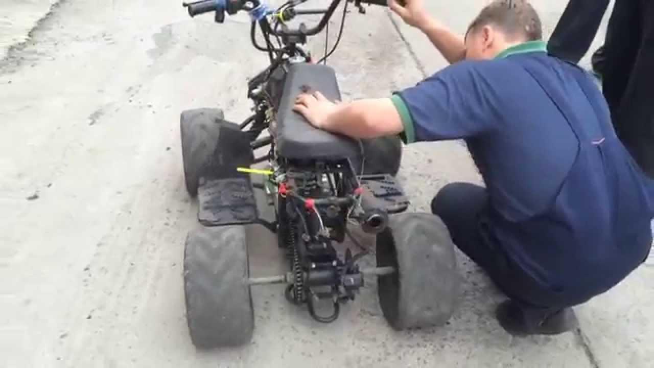 Ремонт двигателя квадроцикла своими руками фото 392