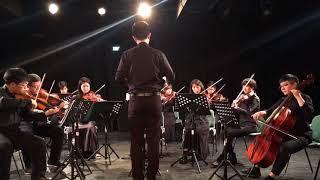 Vivaldi 2 violins Concerto in a minor mov 3