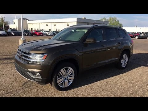 2019 Volkswagen Atlas Denver, Aurora, Lakewood, Littleton, Fort Collins, CO KC563326