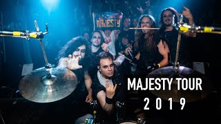 MAJESTY – Tour Recap Video   Napalm Records