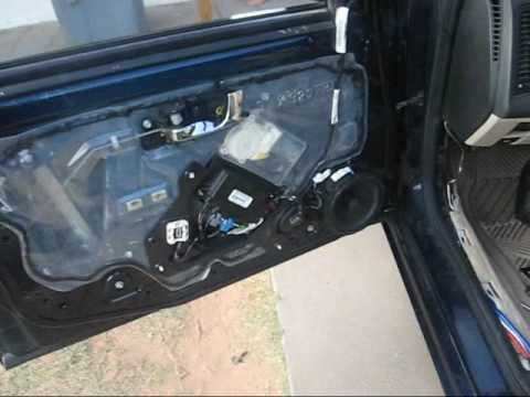 how to completely install a after market amp in a cadillac cts: part 3
