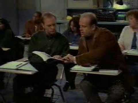 Frasier and Niles Underachievers