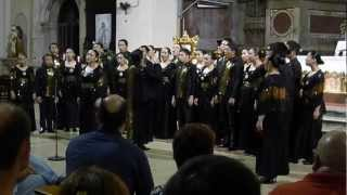 Eres Tu - UP Concert Chorus in Barcelona