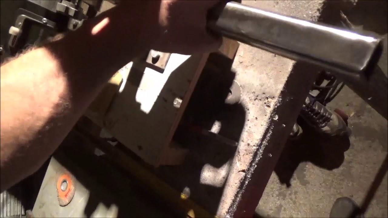 Belt Grinder Tool Rest