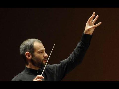 """W.A. Mozart: Symphony nº 41 """"Jupiter"""" - Dima Slobodeniouk ..."""