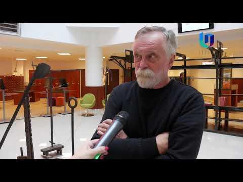 TeleU: Sculpturi de poveste, la Biblioteca UPT