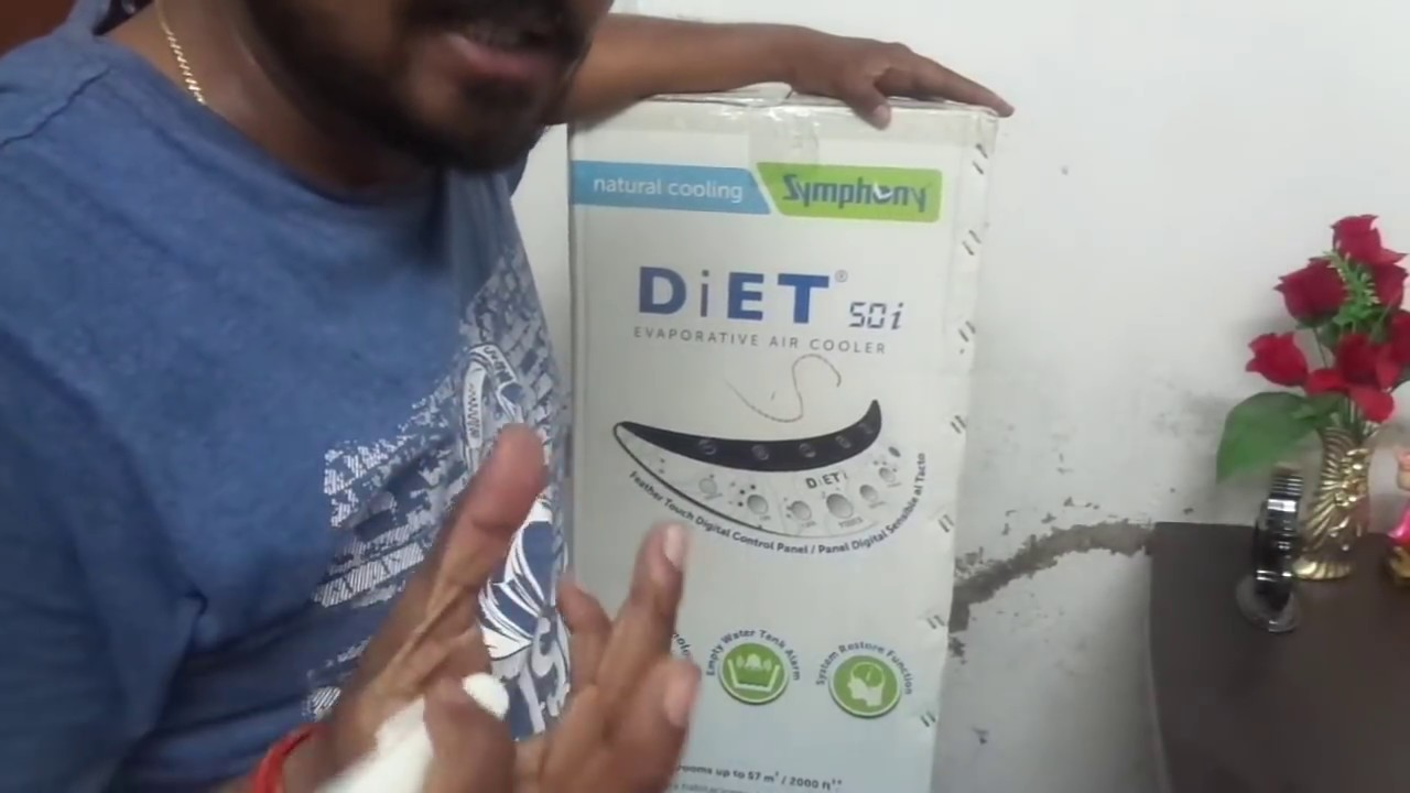 Symphony Limited — defect in new air cooler diet 50i
