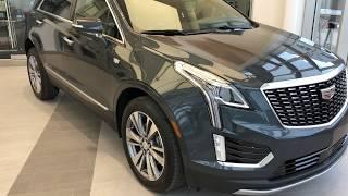 2020 Cadillac XT5 Premium Luxury Review