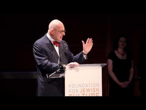 Jewish Cultural Achievement Award Recipient: Leon Botstein