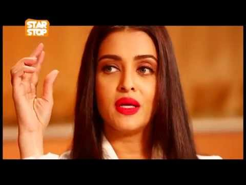 Aishwarya Rai Bachchan Exclusive Interview | Jazbaa | B4U Starstop Part 1