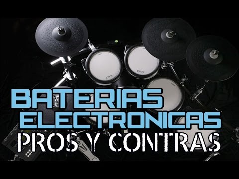 Baterias Electronicas: PROS Y CONTRAS!
