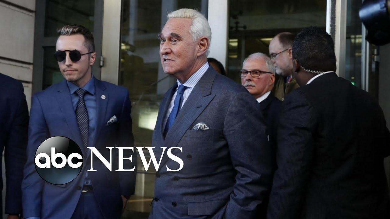 Judge ordered Roger Stone to not discuss criminal case after crosshairs post
