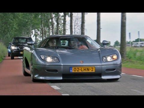 Koenigsegg CC8S – Brutal Sound !!! – 1080p HD