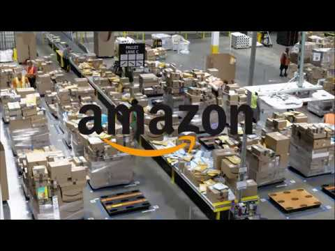 Amazon Sorting Facility- Life of a Package