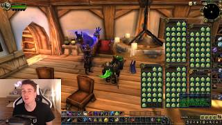 Opening Up 130 Lockboxes in World Of Warcraft