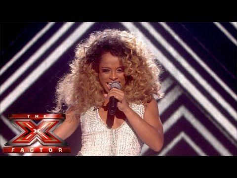 Fleur East sings Jessie J's Bang Bang | Live Week 6 | The X Factor UK 2014