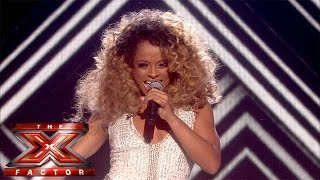 fleur east sings jessie js bang bang live week 6 the x factor uk 2014