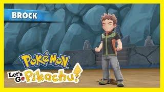 Pokemon: Let's Go Pikachu! (03) - Walczymy z Brockiem! | Vertez
