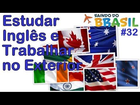 Estudar ingl s e trabalhar no exterior saindo do brasil for Estudar design no exterior