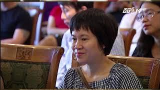 VTC14 | Chế Linh - Thanh Tuyền lần đầu hội ngộ trên sân khấu Hà Nội