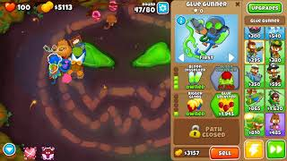 Bloons TD 6 - Hard, Standard, Carved, (NO MONKEY KNOWLEDGE)
