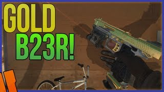 black ops 2 gold b23r pistol best class setup challenges completion tips