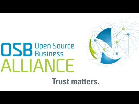 Open Source Business Alliance - Trust matters.