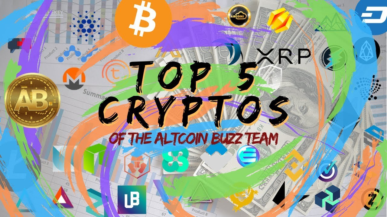 Cryptocurrencies with the best teams