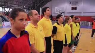 VII Olimpíadas Estudantis - Basquete infantil Pacaembu 08/11