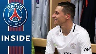 INSIDE - RENNES VS PARIS SAINT-GERMAIN