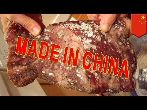 40年前の肉が飲食店やスーパーに 中国で腐敗肉流通か