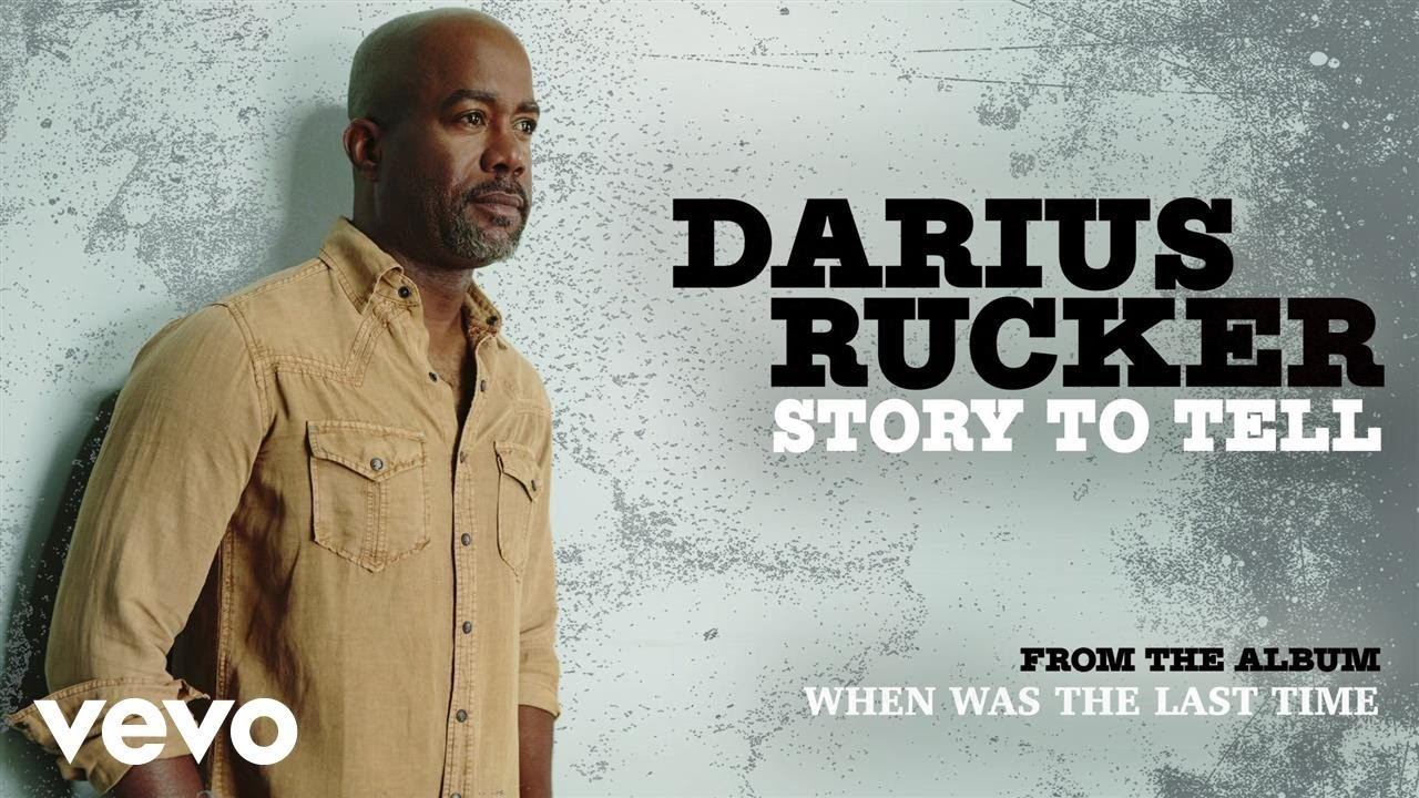Darius Rucker - Story To Tell (Audio)