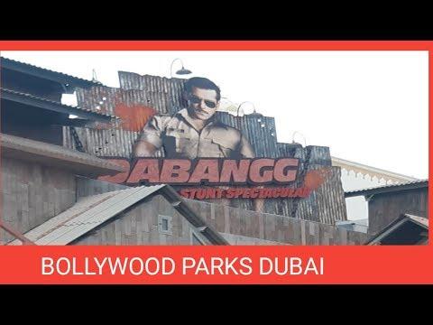 DABANGG: Stunt Spectacular show 2019 at Bollywood parks Dubai | Dubai Parks and Resorts
