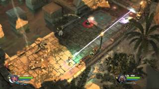 Lara Croft and the Temple of Osiris Part 2 - The Co-op Mode