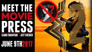 The Mummy Release, Patty Jenkins Not Doing Wonder Woman 2? & More - Meet the Movie Press