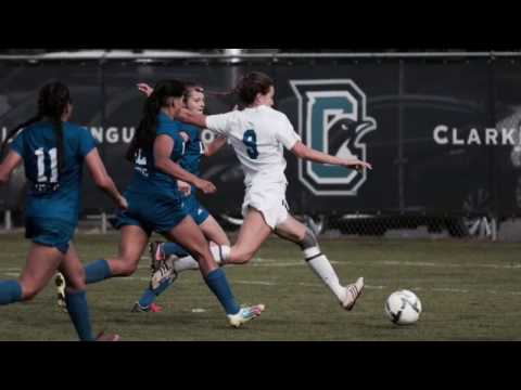 Molly Joyce 2016 Clark College Soccer Highlights