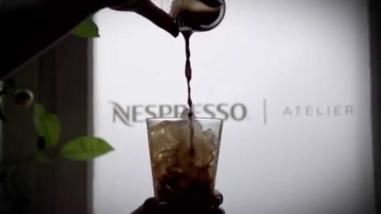 discover l 39 atelier nespresso in lyon youtube. Black Bedroom Furniture Sets. Home Design Ideas