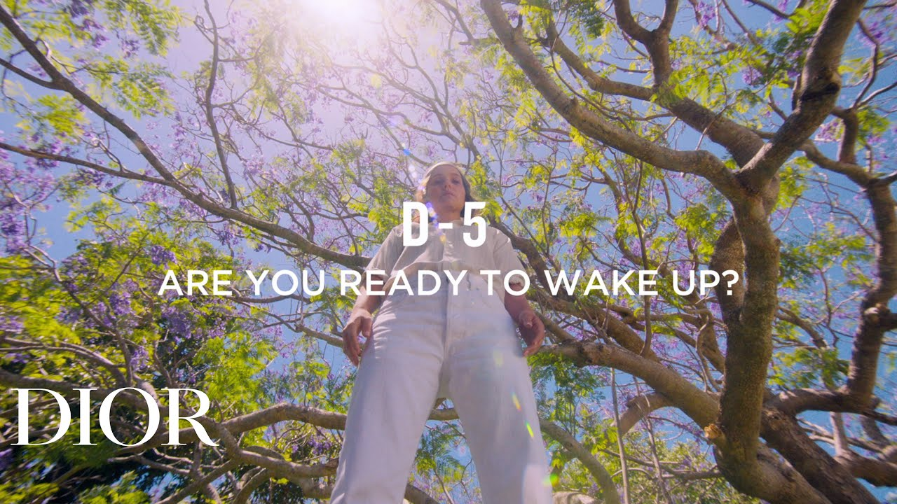D-5,ARE YOU READY TO WAKE UP?