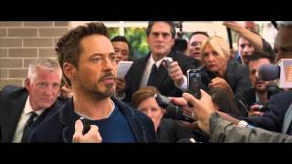 Repeat youtube video Blue Da Ba Dee(IronMan 3 Version)