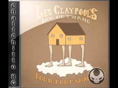 Les Claypool's Duo De Twang - Jerry Was A Race Car Driver -