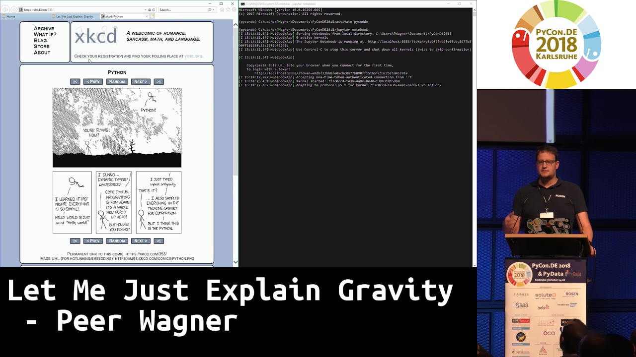 Image from Let Me Just Explain Gravity