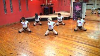 Iggy Azalea - Work BOOTY DANCE / TWERK by Emiliano Ferrari Villalobo (Reproducir en HD)