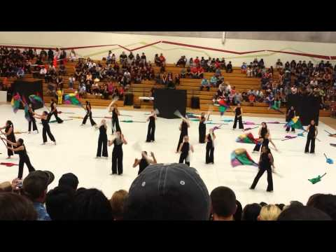 Rivera middle school winter guard locals only