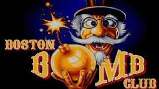 Boston Bomb Club gameplay (PC Game, 1991)
