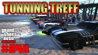 Tuning Treff am Strand #2411 GTA 5 Online YU91