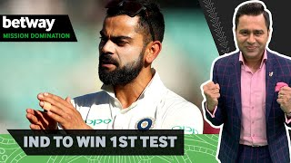 INDIA to WIN First Test in CHENNAI | IND vs ENG Preview | Betway Mission Domination | Aakash Chopra
