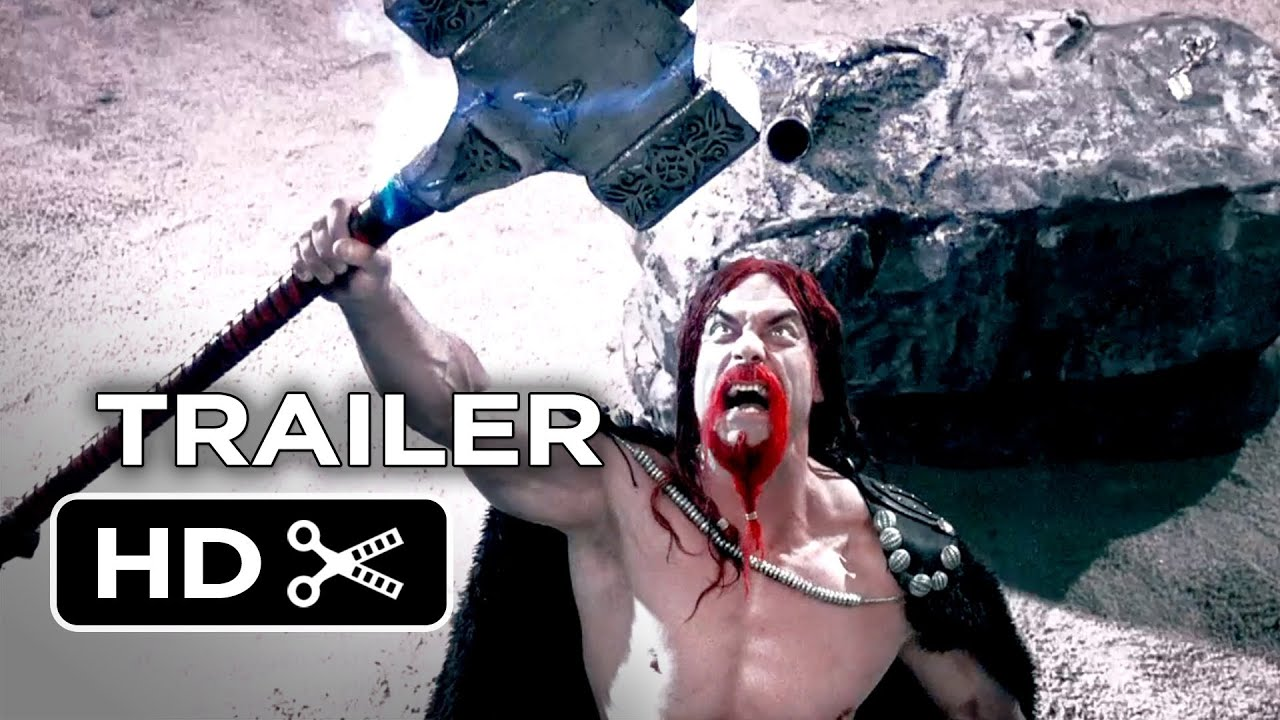 Vikingdom Official Trailer #1 (2013) - Action-Packed ...