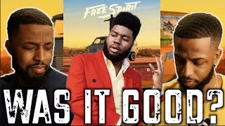 "KHALID ""FREE SPIRIT"" ALBUM 