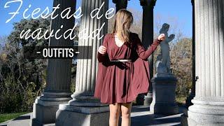 Outfits | Eventos y fiestas de Navidad Thumbnail